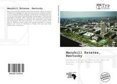 Maryhill Estates, Kentucky kitap kapağı