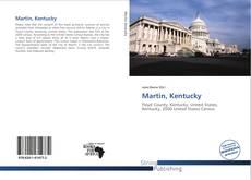 Обложка Martin, Kentucky