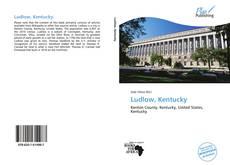 Capa do livro de Ludlow, Kentucky