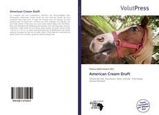 American Cream Draft kitap kapağı