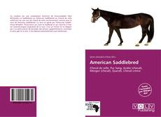 Bookcover of American Saddlebred