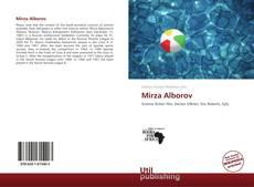 Mirza Alborov kitap kapağı