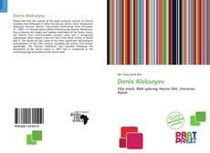 Bookcover of Denis Alekseyev