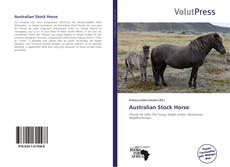 Buchcover von Australian Stock Horse