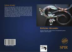 Portada del libro de Kirbyina Alexander