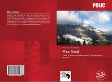 Buchcover von Mex, Vaud