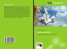 Bookcover of Multistatic Radar