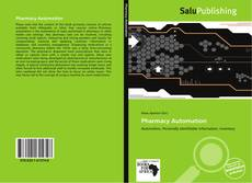 Bookcover of Pharmacy Automation