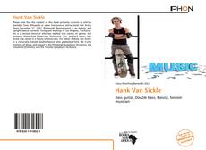 Обложка Hank Van Sickle