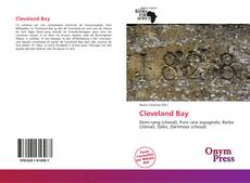 Bookcover of Cleveland Bay
