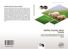 Bookcover of Halifax County, Nova Scotia