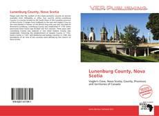 Bookcover of Lunenburg County, Nova Scotia