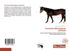 Bookcover of Franches-Montagnes (cheval)
