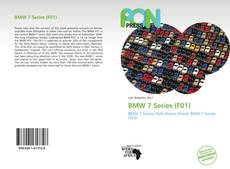 Bookcover of BMW 7 Series (F01)
