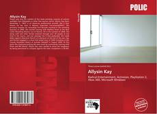 Bookcover of Allysin Kay