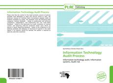 Capa do livro de Information Technology Audit Process