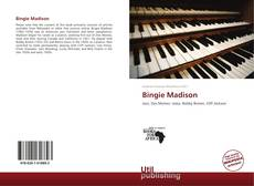 Couverture de Bingie Madison
