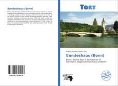 Bookcover of Bundeshaus (Bonn)