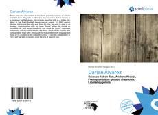 Portada del libro de Darian Álvarez