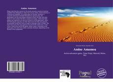 Bookcover of Amine Amamou