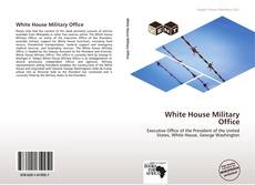 Buchcover von White House Military Office