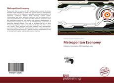 Portada del libro de Metropolitan Economy