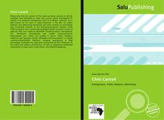 Bookcover of Chris Cantell