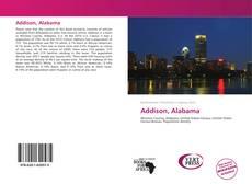 Addison, Alabama kitap kapağı
