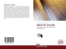 Capa do livro de Robert W. Chandler