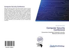 Computer Security Conference的封面