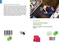 Portada del libro de Jacksonville State University