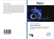 Bookcover of Arun Raaza