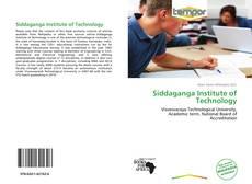 Copertina di Siddaganga Institute of Technology