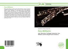 Portada del libro de Fess Williams