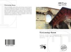 Обложка Tinizong-Rona