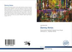 Bookcover of Danny Amos