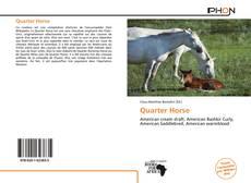 Обложка Quarter Horse