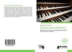 Portada del libro de Norman Bates (Musician)