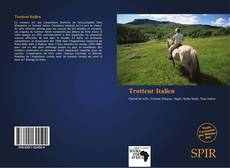 Bookcover of Trotteur Italien