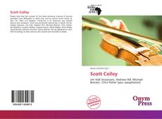 Couverture de Scott Colley