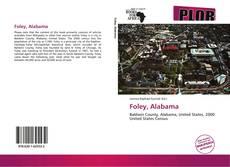 Portada del libro de Foley, Alabama