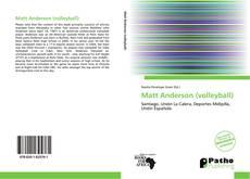 Bookcover of Matt Anderson (volleyball)