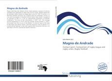 Capa do livro de Magno de Andrade