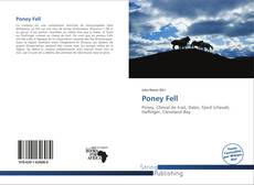 Bookcover of Poney Fell