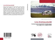 Portada del libro de Lina Andrijauskaitė