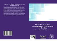 Capa do livro de State of New Mexico Commission for Deaf & Hard of Hearing