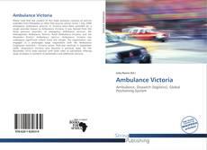 Ambulance Victoria kitap kapağı