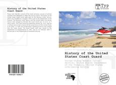 Bookcover of History of the United States Coast Guard
