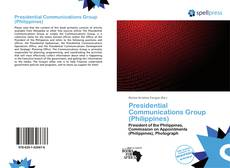 Bookcover of Presidential Communications Group (Philippines)