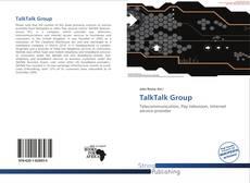 Couverture de TalkTalk Group